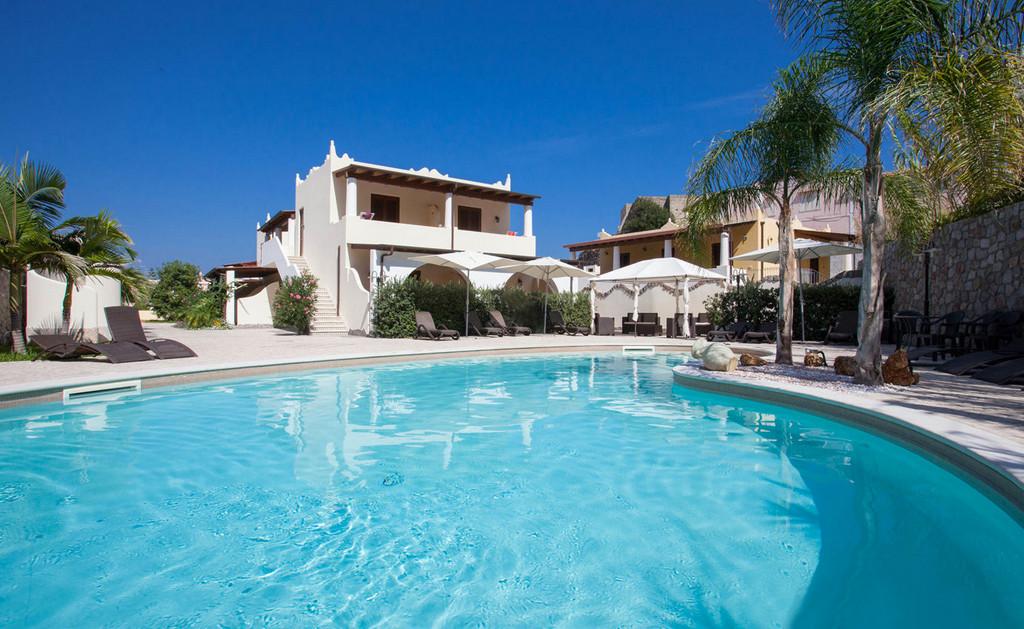 The Pool  U2013 Borgo Eolie Hotel Lipari